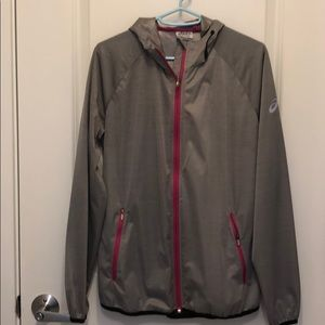 Asics outdoor jacket waterproof